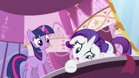 """Rarity """"I have searched"""" S2E03"""