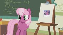 Cheerilee teaching S1E12