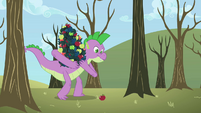 Spike almost missed one S2E10