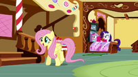 Pinkie Pie punch on head S2E19