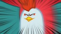 Cockatrice menacing gaze S01E17
