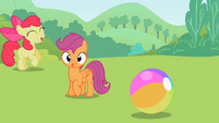 Scootaloo Silly Face S2E3