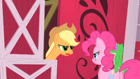Applejack and Pinkie2 S01E25