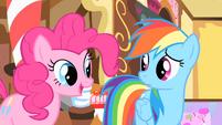 Pinkie Pie confess S01E23