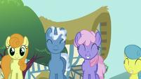 Pinkie Pie's song pony crowd 2 S2E18