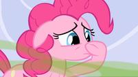 Pinkie Pie ear drop S2E13