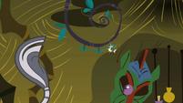 Zecora Tail Whip S2E6