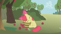 Apple Bloom depressed S01E12