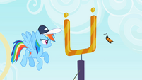"Rainbow Dash ""Sorta agile"" S2E07"