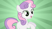 """Sweetie Belle """"Tiger taming"""" S1E18"""