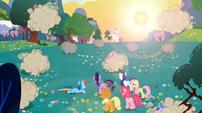 Brawl all over Ponyville S2E3