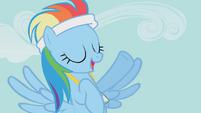 Rainbow Dash as Apple Bloom's coach S01E12