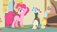 Pinkie Pie they're not too loud S2E13