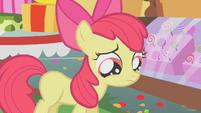 "Apple Bloom ""worst night of my life"" S01E12"