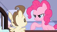 Pinkie Pie is a crib S2E13
