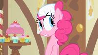 Pinkie Pie on my own S2E13
