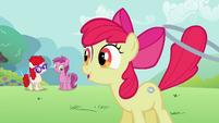 "Apple Bloom ""Great job, girls!"" S2E6"