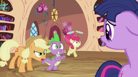 Applejack 'what's the cure' S2E06