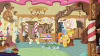 Mr. Cake with diapers S2E13