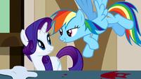 Rarity & Rainbow Dash mutral S2E14