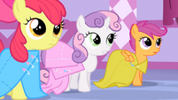Sweetie Belle 'Most other fillies at school already have theirs' S1E23