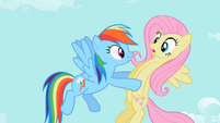 Rainbow Dash and Fluttershy S2E07