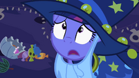 Twilight aghast at Luna's outburst S2E04