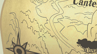 Ponyville not on map S2E12