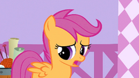 Scootaloo 'any closer to our cutie marks' S1E23
