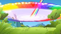 Sonic rainboom S1E23