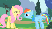 Fluttershy 3rd yay S01E16