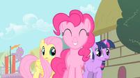 Pinkie Pie no it's my fault S1E22