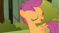 Scootaloo 'start with the coolest pony in Ponyville' S1E23