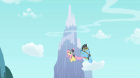 """Rainbow Dash """"searching for"""" S02E11"""
