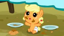 Filly Applejack
