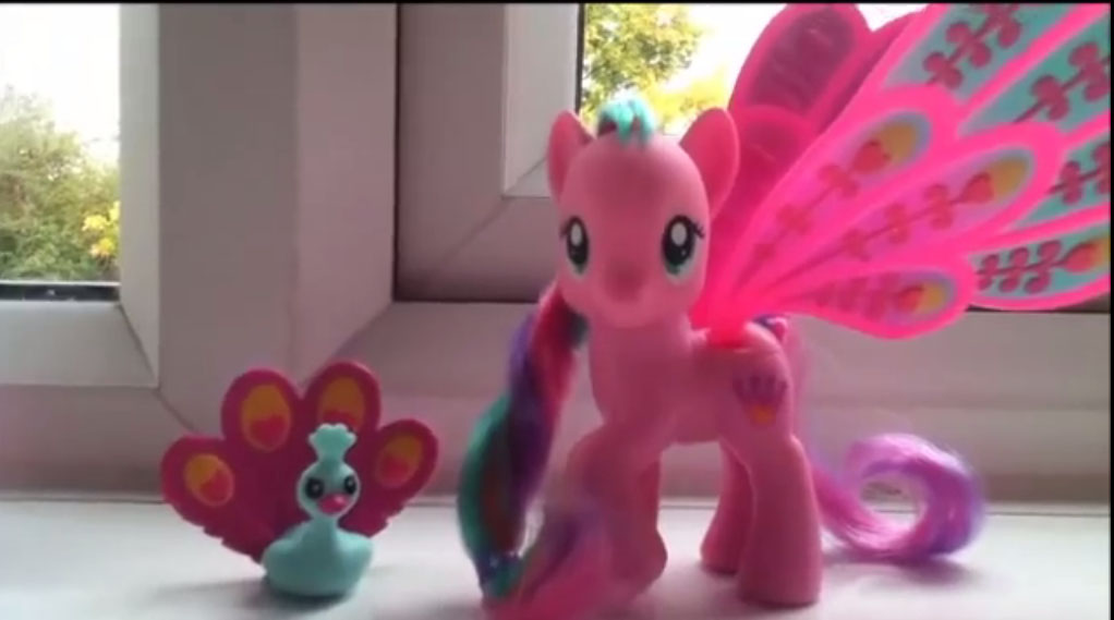 Mlp Diamond Rose And Plumsweet