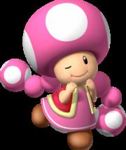 Super Mario 64- Toadette