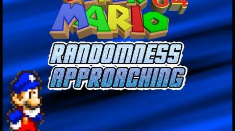 Super Mario 64 Bloopers Randomness Approaching
