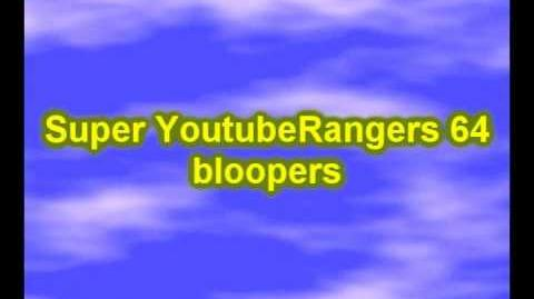 Super YoutubeRangers 64 bloopers improved intro!