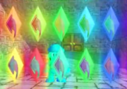 Dimensional Backtravel Diamond