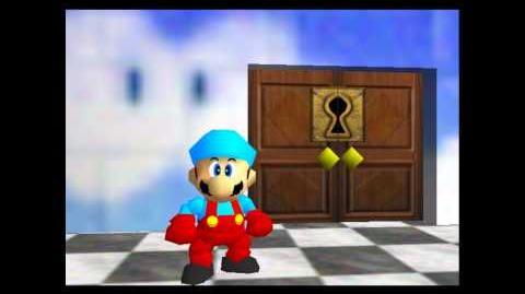 Super Mario 6664 Bloopers