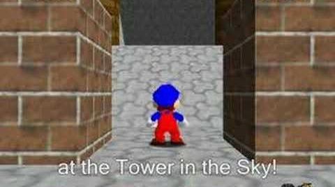 Super Mario 64 Bloopers Mario VS Oiram