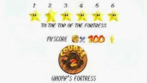 Super Mario 64 Bloopers