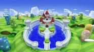 Peach's Castle U