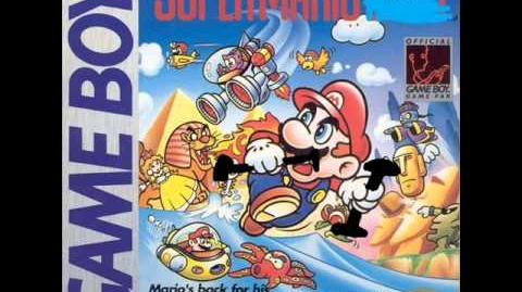 Rejected Mario Games