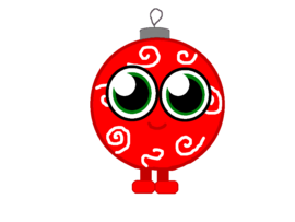 Bobby The Bobbling Bauble