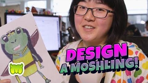Design a Moshling 2014 Have YOU Entered Yet?