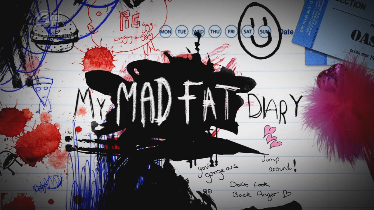 My mad fat diary who is chloe secretly dating
