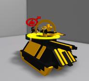 Solarisaverti Tank