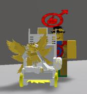 Yenti Throne